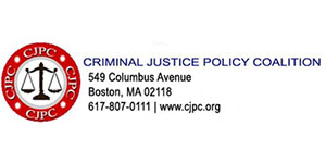 Criminal Justice Policy coalition logo
