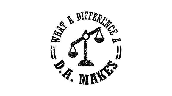 What a Difference a DA Makes logo