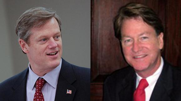 Governor Baker and DA Capeless
