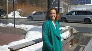 DA Candidate Andrea Harrington